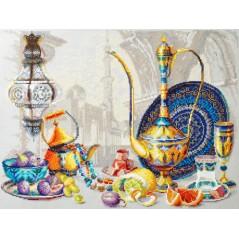 Cross Stitch Kit Bright colors of Morocco art. 220-423