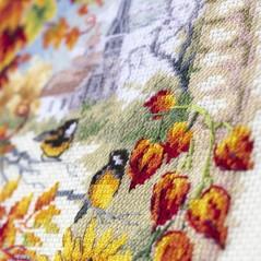 Cross Stitch Kit Autumn Story art. 250-734