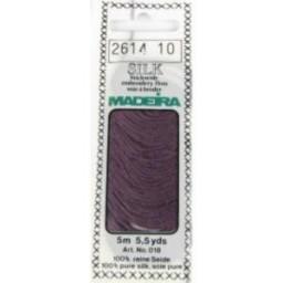 MADEIRA Silk embroidery floss 5m Art. 018 Col. 2614