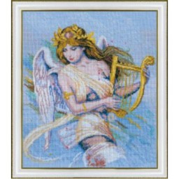 Cross Stitch Kit Angel Muse art. 271