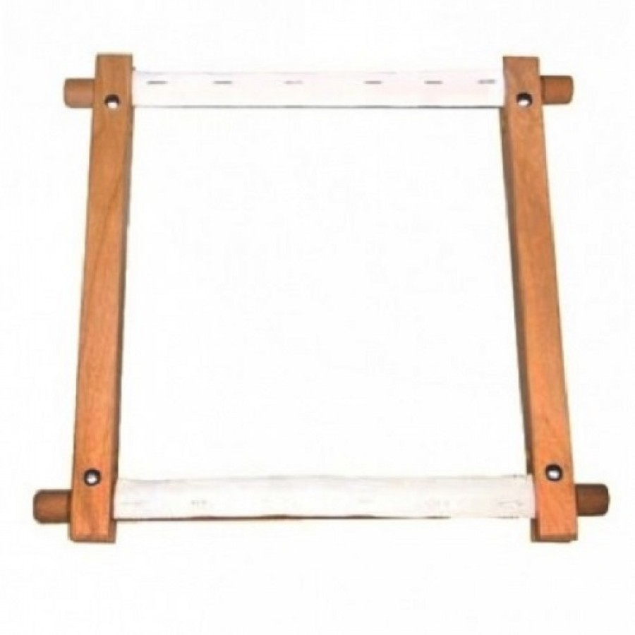 Hand Rotating frame for Embroidery Projects 30 x 15 cm ROT126