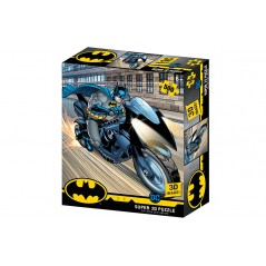 BATMAN BAT CYCLE 3D PUZZLE 500 PIECES