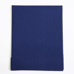 1 pc Dark Blue 3264/589 Ct-Aida 14 ct (37х46см) Zweigart