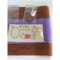 Sewing kit Cat B-176