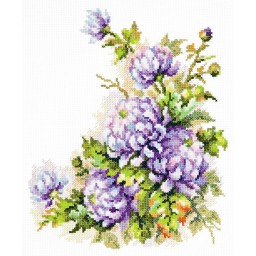 Counted Cross Stitch Kit Carriage BT-147