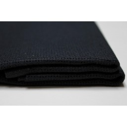 1 Pc Black Cotton Aida 11ct 50 x 50 cm
