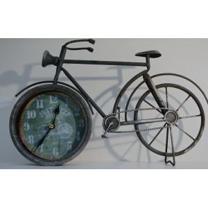 Iron Clock - Bicycle 3B093-2