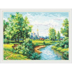 Cross Stitch Kit Countryside art. 43-09