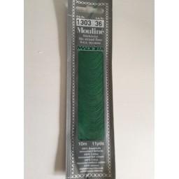 MADEIRA Six strand 100% cotton floss 10m Art. 017 Col. 1303