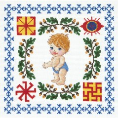 Cross Stitch Kit Baby boy art. 88-03