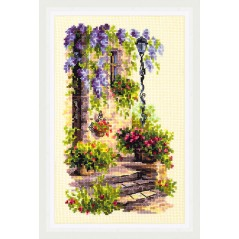 Cross Stitch Kit Cozy place art. 74-04