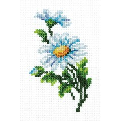 Cross Stitch Kit Chamomile art. 28-03