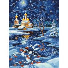 Cross Stitch Kit Christmas art. 45-07