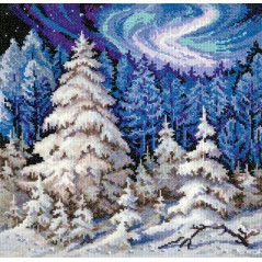 Cross Stitch Kit Forest art. 45-03