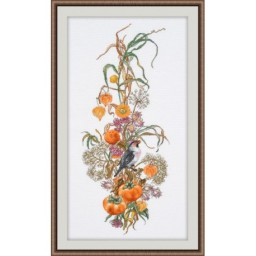 Cross Stitch Kit AUTUMN COMPOSITION art. 949