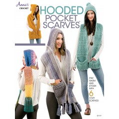 Hooded Pocket Scarves