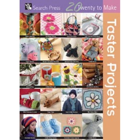 20 Twenty to Crafts Beautiful 20 to Make Taster