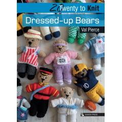 20 Twenty to Knit Dressed-up Bears