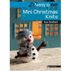 20 Twenty to Knit: Mini Christmas Knits