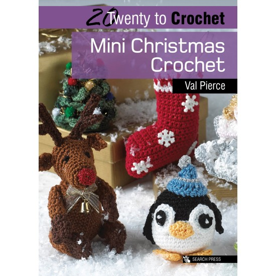 20 Twenty to Crochet: Mini Christmas Crochet