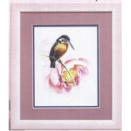 Cross Stitch Kit Kingfisher PK-041