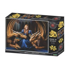FIERCE LOYALTY PRIME 3D PUZZLE 500 PIECES