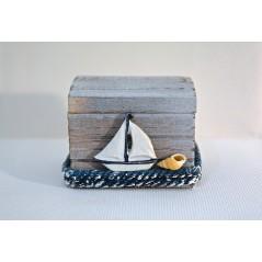 Mini sea box Boat