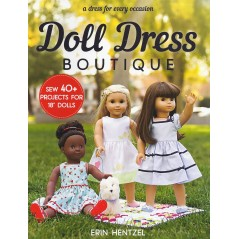 Doll Dress Boutique Book