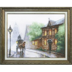 Cross Stitch Kit Carriage BT-147