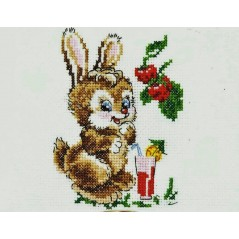 Cross Stitch Kit Cherry freshness art. 18-59