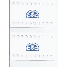 10 pcs DMC threads organizer 20 holes