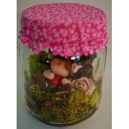 Fairy Wish Jars Fairy Baby girl small size 2