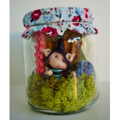 Fairy Wish Jars Fairy Baby boy small size 2