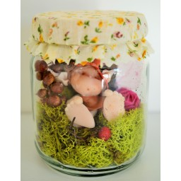 Fairy Wish Jars Fairy Baby girl small size 1