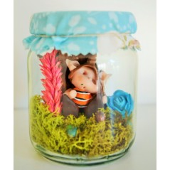 Fairy Wish Jars Fairy Baby boy small size 1