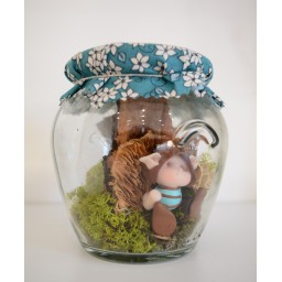 Fairy Wish Jars Fairy Boy 1 medium size