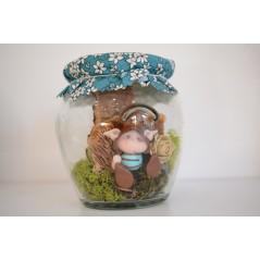 Fairy Wish Jars Fairy Boy 1 medium size