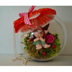Enchanting Fairy Baubles Fairy Baby girl 2