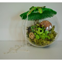 Enchanting Fairy Baubles Fairy Baby dragon 2