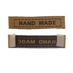 10 pcs Terylene Woven Printed Garment Labels Tags DIY Scrapbooking Craft art. 279