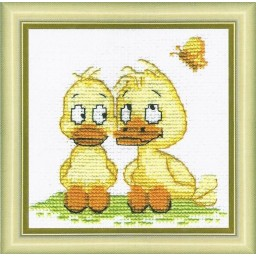 Cross Stitch Kit Duckweed art. 309