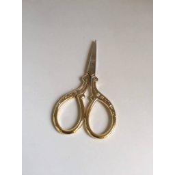 European Retro gold classic Craft Stainless Steel Sewing Tailor scissors