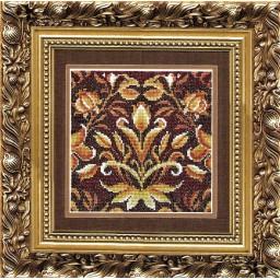 Cross Stitch Kit Floral design art. 415