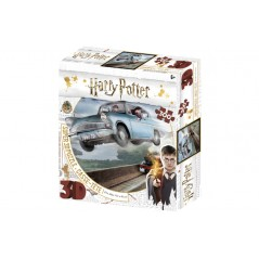 HARRY POTTER / FORD ANGLIA PRIME 3D PUZZLE 300 PIECES