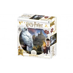 HARRY POTTER / HEDWIG PRIME 3D PUZZLE 300 PIECES