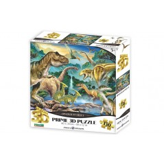 DINOSAUR VALLEY PRIME 3D PUZZLE 150 PIECES