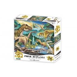 DINOSAUR VALLEY PRIME 3D PUZZLE 150 PIECES