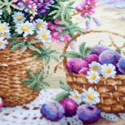 Cross Stitch Kit Summer flavor art. 100-182