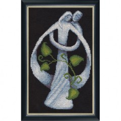 Cross Stitch Kit Line of life LZH-004