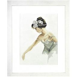 Cross Stitch Kit Ballerina art. 35012
